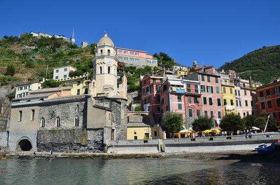 Hotel Monte Rosa : Vernassa  village des Cinque Terre