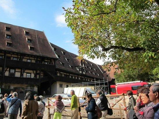 Alte Hofhaltung: Alte Hofhaltun・・・全景