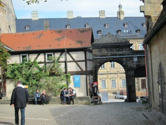 Alte Hofhaltung: Alte Hofhaltun・・・内部
