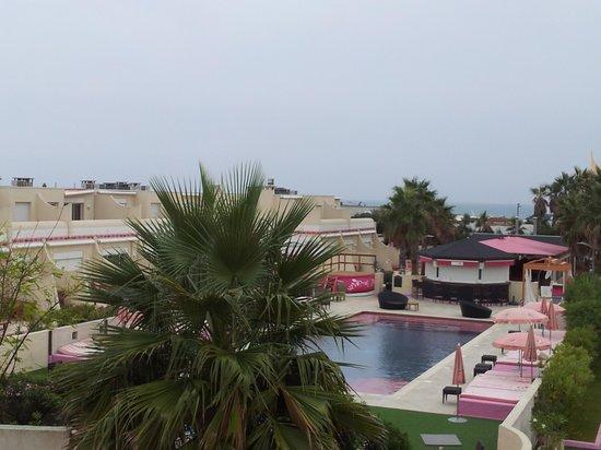 Part hotel bild fr n jardin d 39 eden cap d 39 agde tripadvisor for Cap d agde jardin d eden
