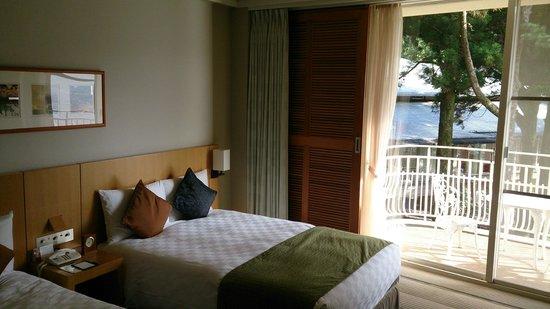 The Prince Hakone Lake Ashinoko: 本館 ツインルーム