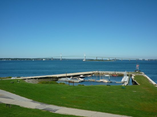 Fort Adams State Park : Scenic view