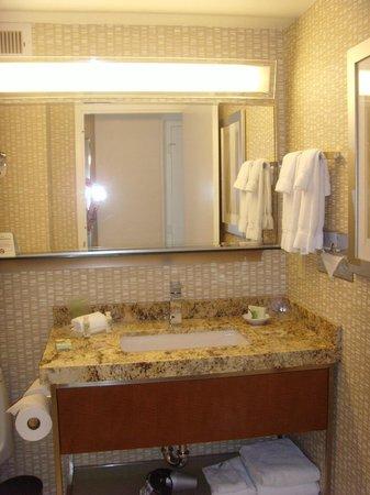 Holiday Inn San Francisco Golden Gateway : Sink