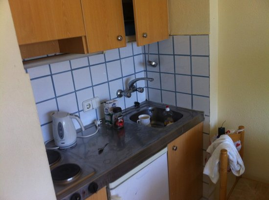THB Ibiza Mar : Kitchen