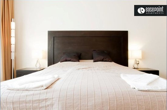 Ease Point Apartments : Master bedroom
