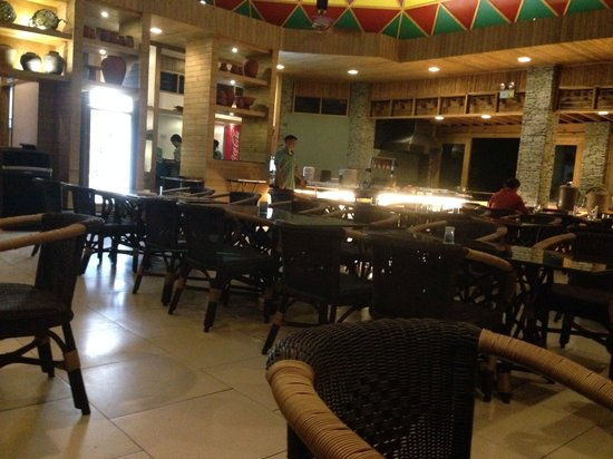 Mithi Resort and Spa: Dinning room