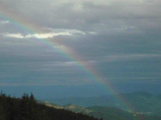 La Cressonnière : rainbow