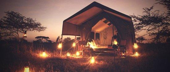 Pumzika Safari Camp: Classic Tent