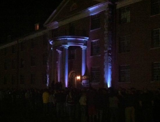 Haunted House At The Lunatic Asylum Picture Of Trans Allegheny