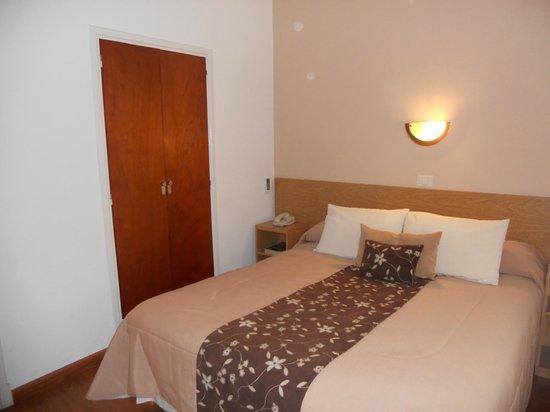 Hotel Denver: habitacion