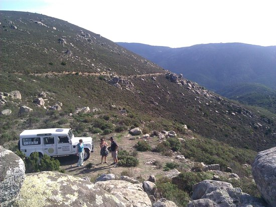 Sardinia Dream Tour - Day Tour: montagna