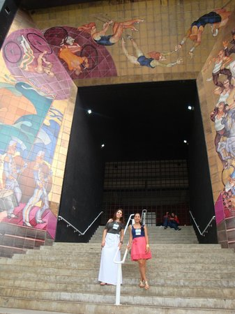 Juarez Machado Theater