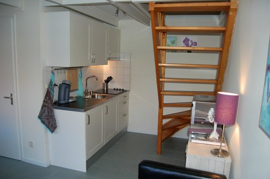 De Friese Antillen : Kitchen 2 pax