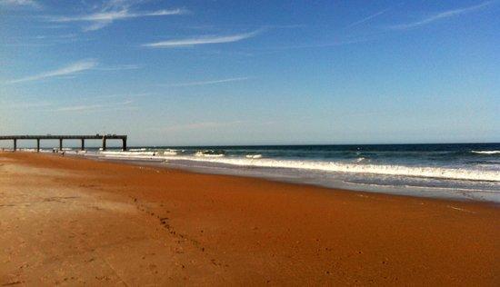 St. Augustine Beach: Pier @ saint Augustine beach