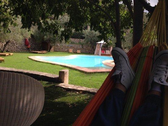 Castell de la Solana : Descanso