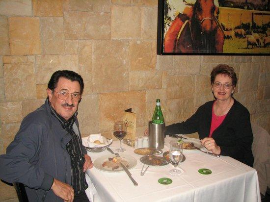 Fogo de Chao Brazilian Steakhouse: Celebrating our 46th anniversary at Fogo de Chao.