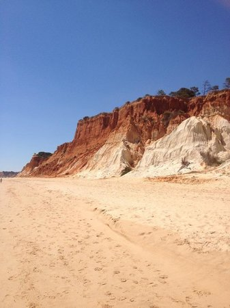 EPIC SANA Algarve Hotel: Beach
