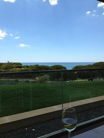 EPIC SANA Algarve Hotel : Balcony views