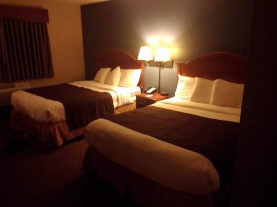 AmericInn Hotel & Suites Mankato _ Conference Center: 部屋