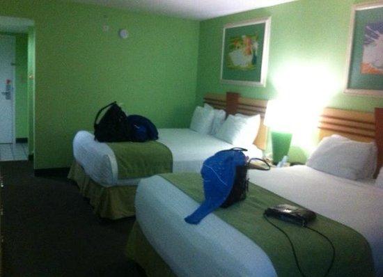 BEST WESTERN Ft. Walton Beachfront: room 616