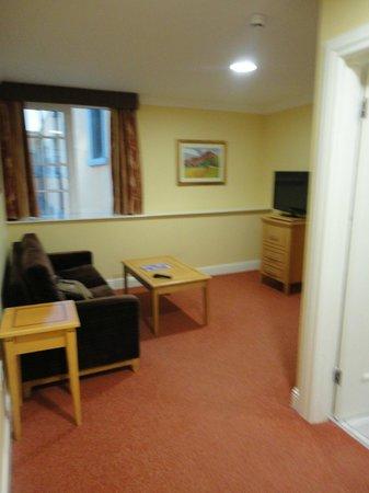 Talbot Hotel Stillorgan: Soggiorno camera matrimoniale