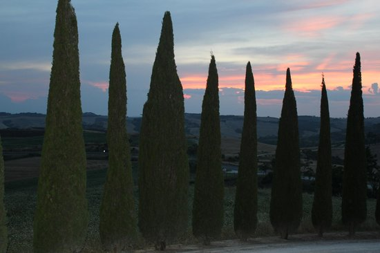 Agriturismo Bonello: Sunset