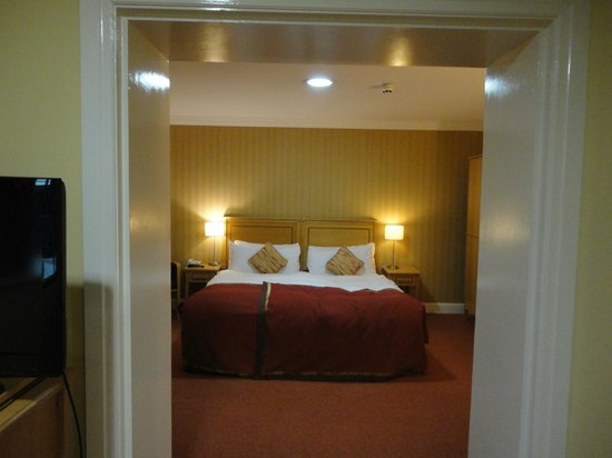 Talbot Hotel Stillorgan: Camera matrimoniale