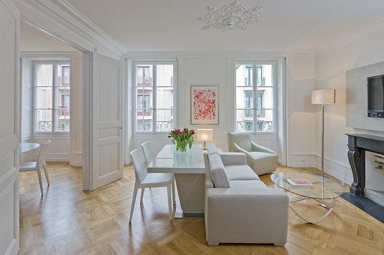 Swiss Luxury Apartments: Family Apartment
