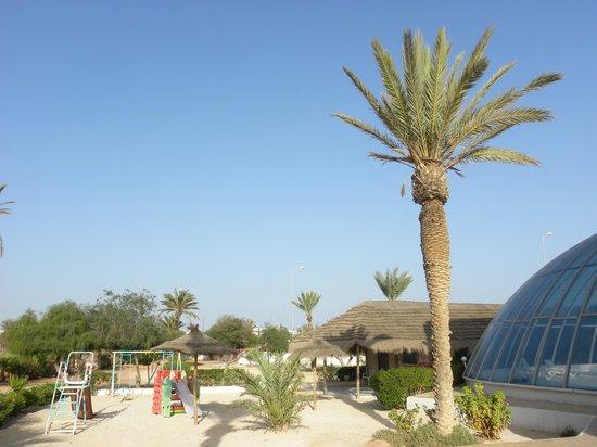 Club Jumbo Djerba : vue jardin