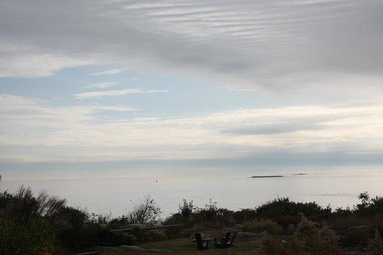 Emerson Inn: Ocean view
