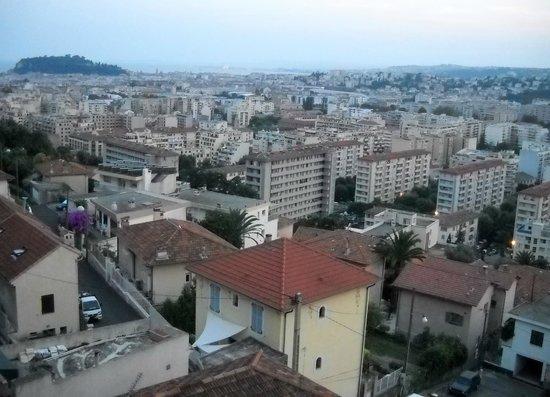 Le Panoramic: vista desde mi terraza