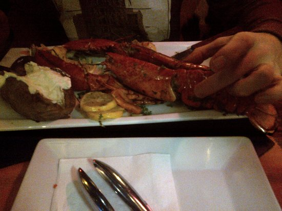 Los Argentinos: lobster