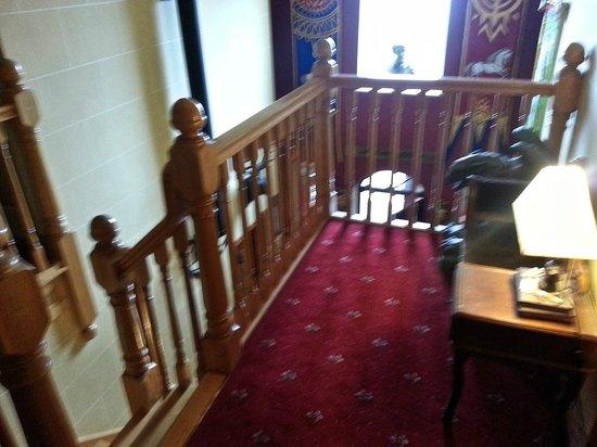 Rossmore Manor : View of upstairs...
