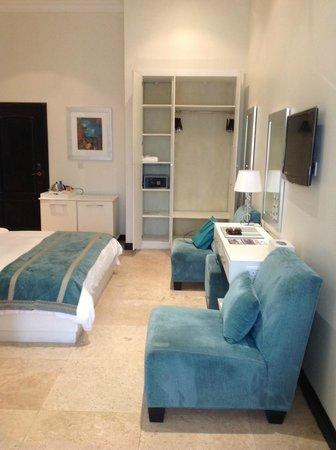 Villa Monticello : Aqua Verde Room