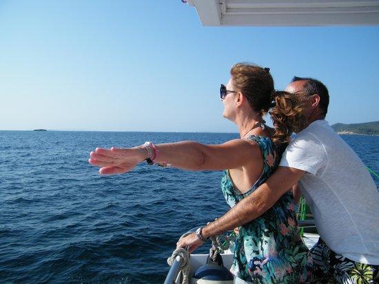 Aquabus Ferry Boats: Aires de Ibiza