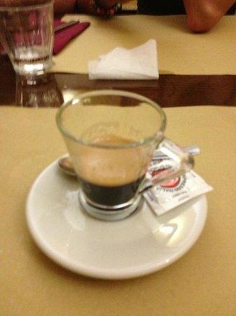 Osteria Sopra Il Mare: caffé