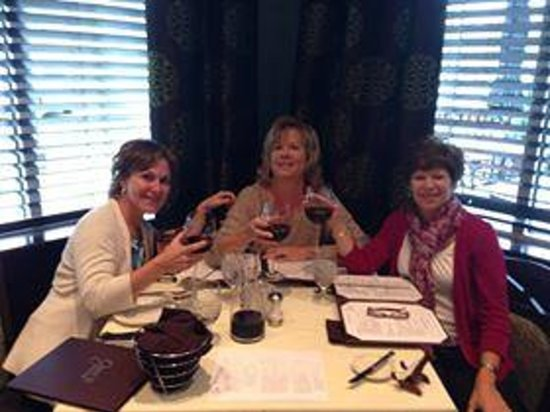 Opus 9 Steakhouse : Lunch with the girls 101113