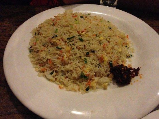 Kandoori : egg rice