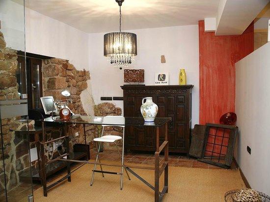 Palacete Maria Rosa: Recepción
