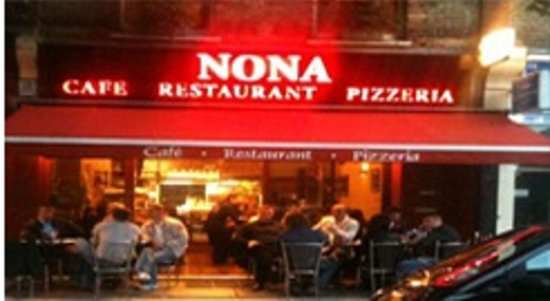 Nona restaurant and Pizzeria