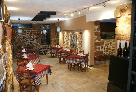 Palacete Maria Rosa: Restaurante Burgalimar