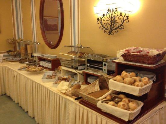 Hotel Victoria: Frühstücks-Büffet
