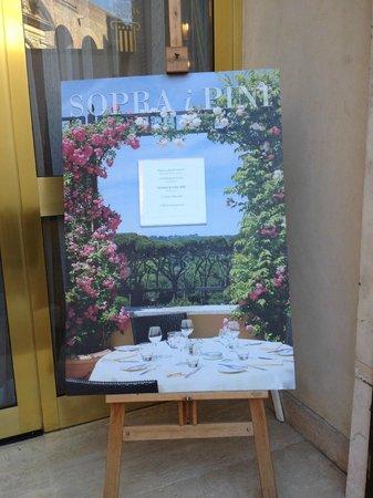 Hotel Victoria: Mittags-Menü