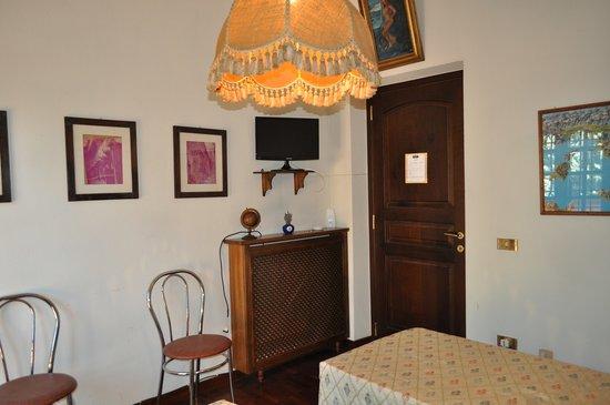 Bed and Breakfast Villa Giove: Stanza