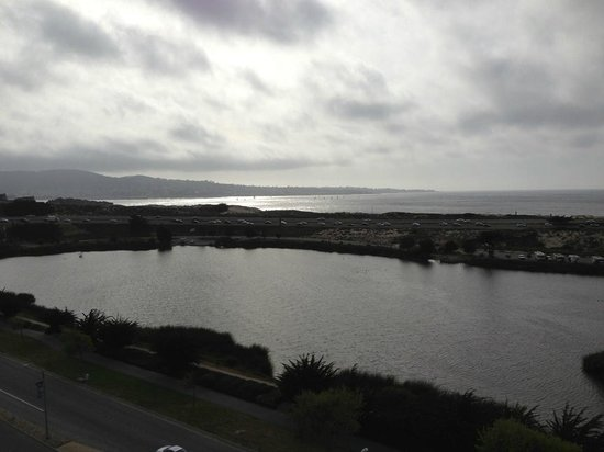 Embassy Suites by Hilton Hotel Monterey Bay - Seaside: View from Embassy Suites Hotel Monterey Bay-Seaside