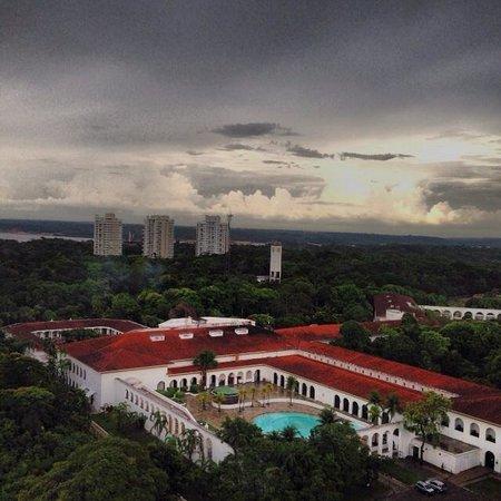 Bistro Mon Plaisir -Manaus: Vista do Mon Plaisir