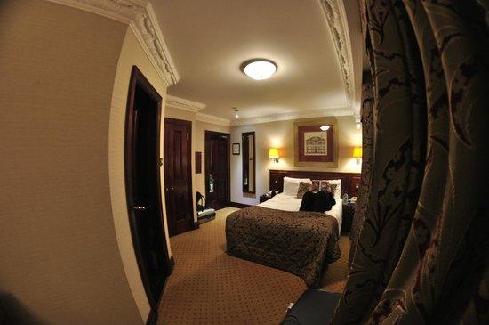Grange Fitzrovia Hotel: Chambre basique