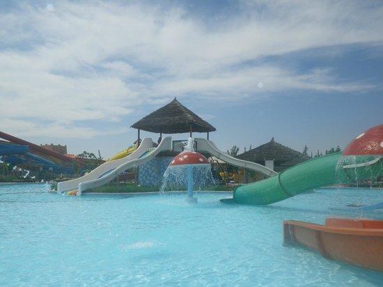 Labranda Aqua Fun Club Marrakech : tobbogan