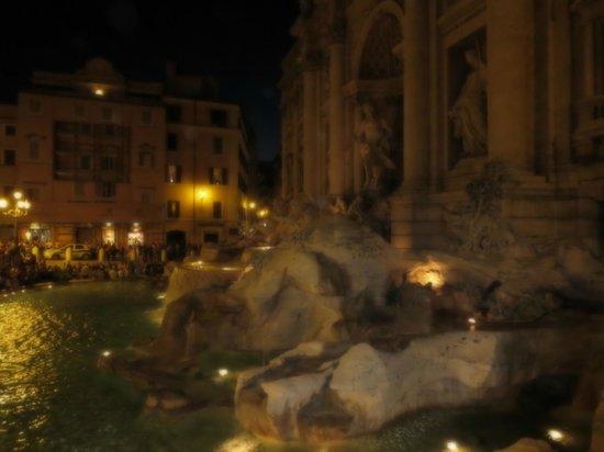Hotel Dei Borgognoni: Tivi Fountain