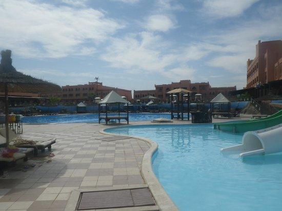 Labranda Aqua Fun Club Marrakech : piscine